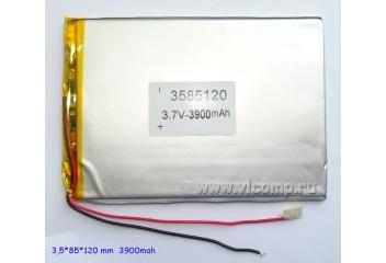 Батарейка для планшета 3.5*85*120mm (3900Mah)
