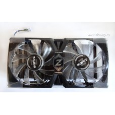 Охлаждение видеокарты Zalman VF1500