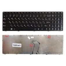 Клавиатура Lenovo Z580 G580 (RU)