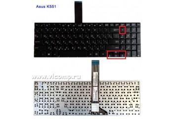 Клавиатура Asus K551 (RU)