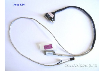 Шлейф для экрана Asus K56