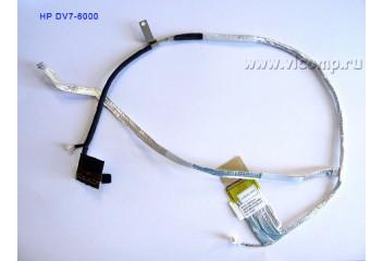 Шлейф для экрана HP DV7-6000