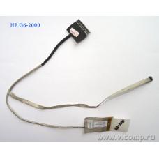 Шлейф для экрана HP G6-2000