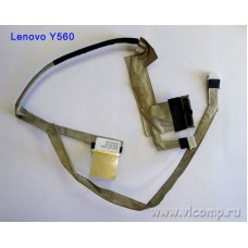 Шлейф для экрана Lenovo Ieapad  Y560