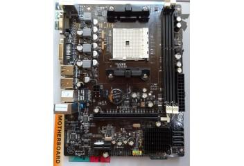 Материнская плата FM1 A55 DDR3 mATX