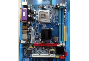 Материнская плата LGA775 G31 DDR2 mATX