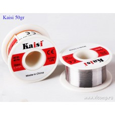 Припой Kaisi 0.4mm (свинец) (50гр)