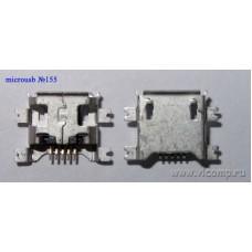 Разъем micro-usb №155