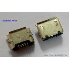 Разъем micro-usb 521