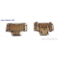 Разъем micro-usb Asus fonepad Infinity A80 A86