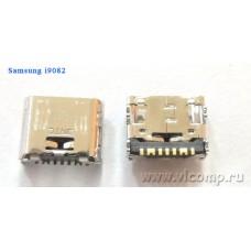 Разъем micro-usb Samsung  i9082
