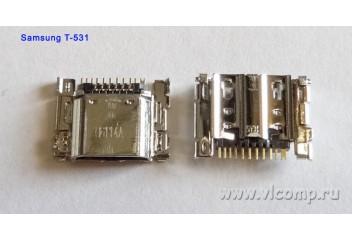 Разъем micro-usb Samsung T-531