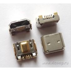 Разъем micro-usb Sony M35H