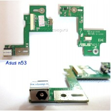 Плата DC Board Asus N53