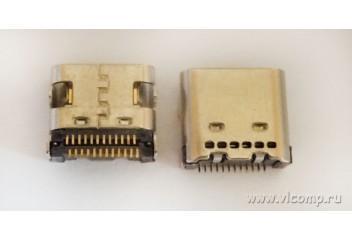 Разъем Type-C 24p