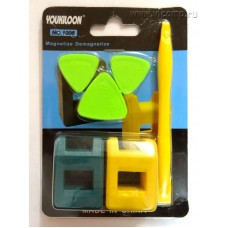 Набор Youkiloon для разборки устройств +Magnetizer/Demagnitizer+ крючок