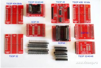 Kомплект для программатора MiniPro TL866