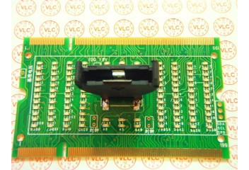 Тестер разъема памяти sodimm DDR2