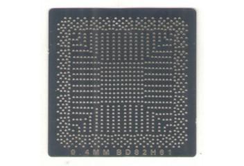 Трафарет Intel BD82H61