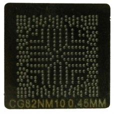 Трафарет Intel CG82nm10