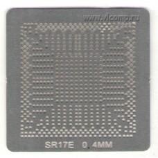 Трафарет SR17 для DH82HM87