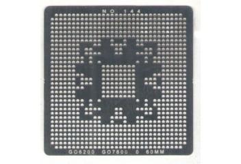 Трафарет Nvidia G86