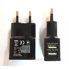 Зарядное устройство 220v usb 2A